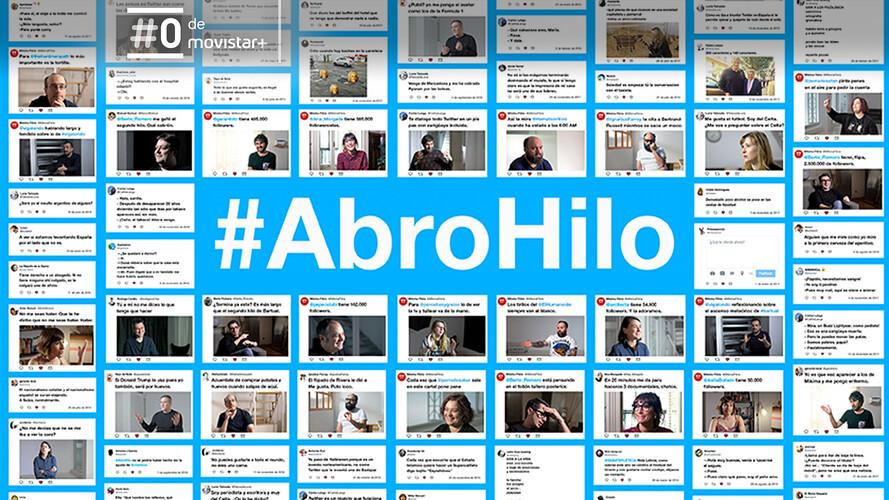 Documental #AbroHilo