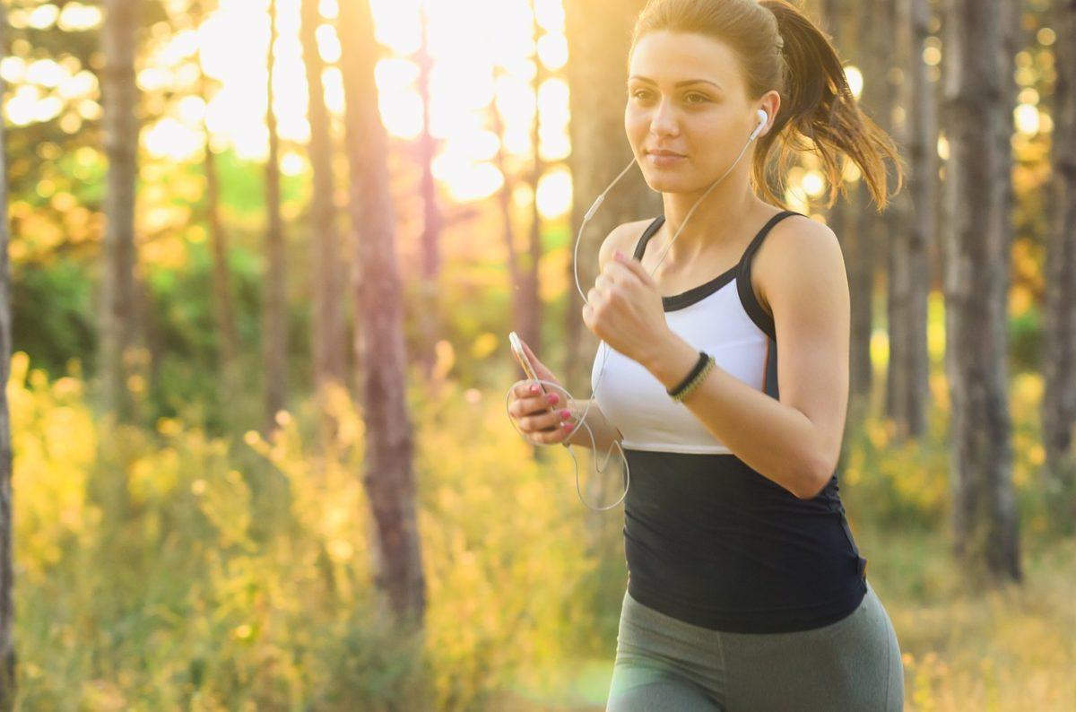El 56 % de los usuarios realizan ejercicio mientras escuchan un audiolibro.