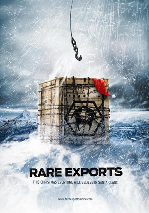 Carátula de Rare Exports